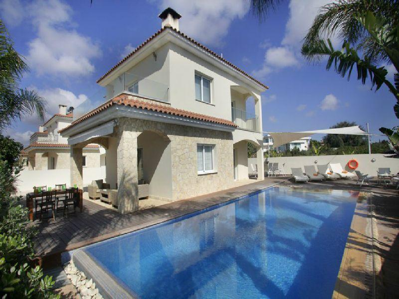 ANK1 Villa Cute - Platinum  Collection - Image 1 - Ayia Napa - rentals