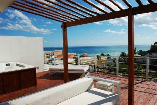 Magia penthouse Dreams - Private rooftop - Vacation rentals Playa del Carmen - Magia PH Dreams - Playa del Carmen - rentals
