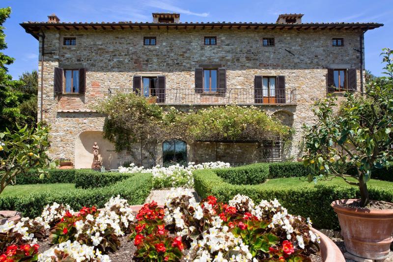 Villa Infinito - Image 1 - Barberino Val d'Elsa - rentals