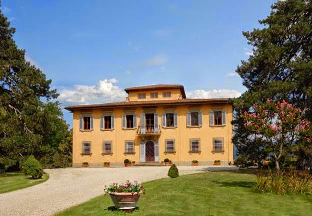 Villa Rostolena - Image 1 - Vicchio - rentals