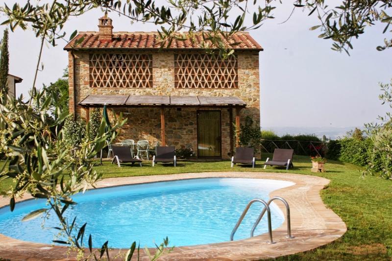 Casa Mandolata - Image 1 - Gambassi Terme - rentals