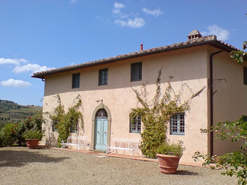 Villa Virginia - Image 1 - Montespertoli - rentals