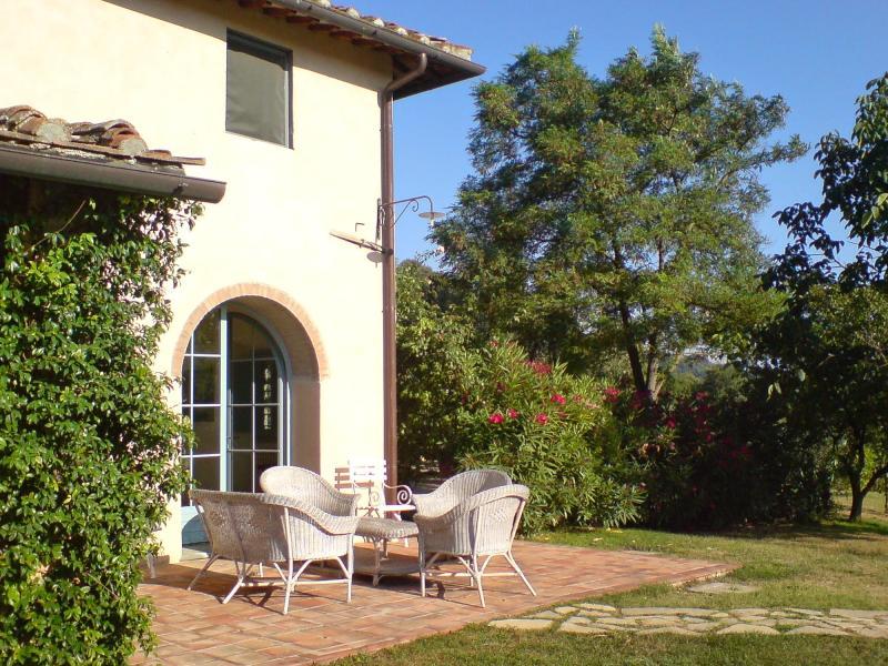 6 bedroom Villa in Montespertoli, Chianti, Tuscany, Italy : ref 2293984 - Image 1 - Lucardo - rentals