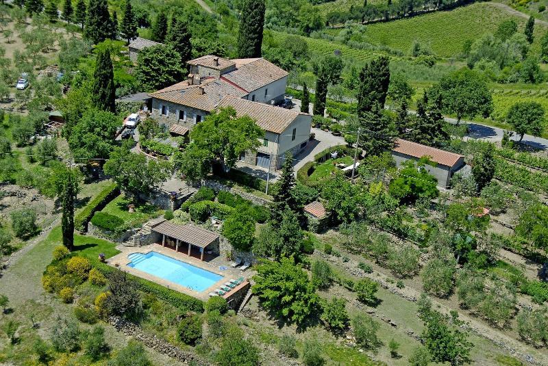 Casa Belmonte - Image 1 - Castellina In Chianti - rentals