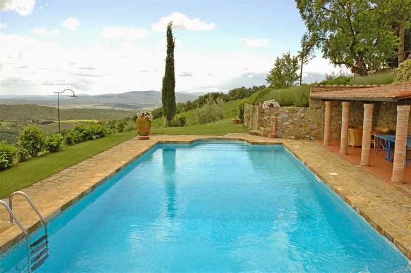 4 bedroom Villa in Castellina in Chianti, Chianti, Tuscany, Italy : ref 2293911 - Image 1 - Castellina In Chianti - rentals