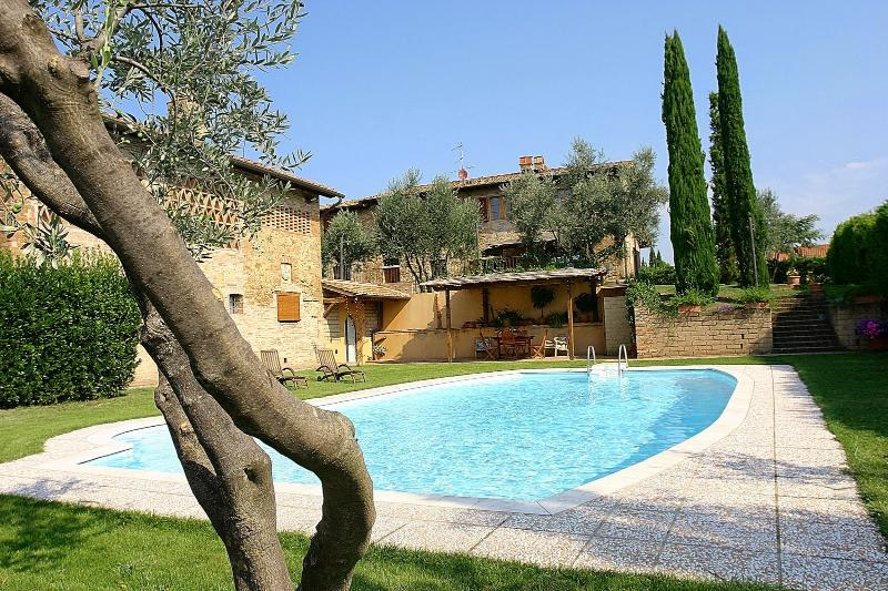 Villa Boccaccio - Image 1 - Barberino Val d' Elsa - rentals