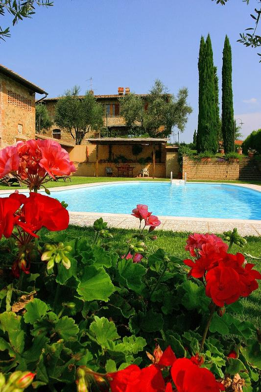 4 bedroom Villa in Palaia, Pisa And Surroundings, Tuscany, Italy : ref 2135222 - Image 1 - Forcoli - rentals