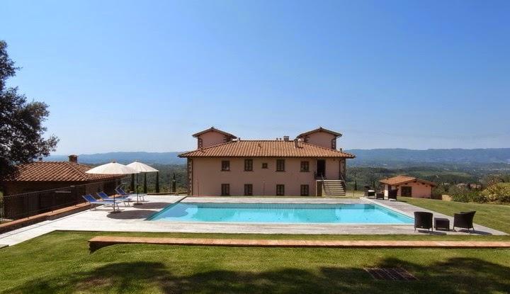 Villa Leopoldina - Image 1 - Loro Ciuffenna - rentals