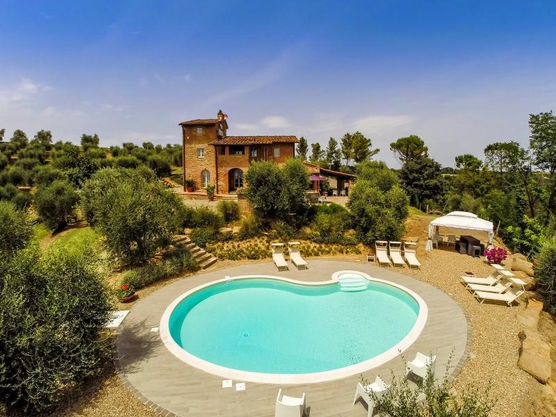 Villa Pisana - Image 1 - Palaia - rentals