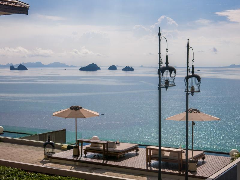 Villa at the Intercontinental Resort Samui ***** - Image 1 - Koh Samui - rentals