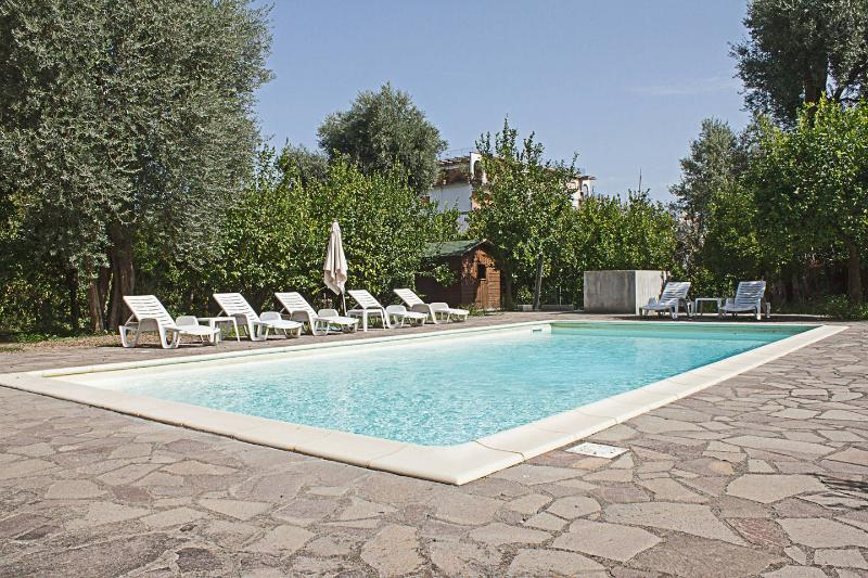 3 Bedrooms villa with pool in Sorrento centre - Image 1 - World - rentals