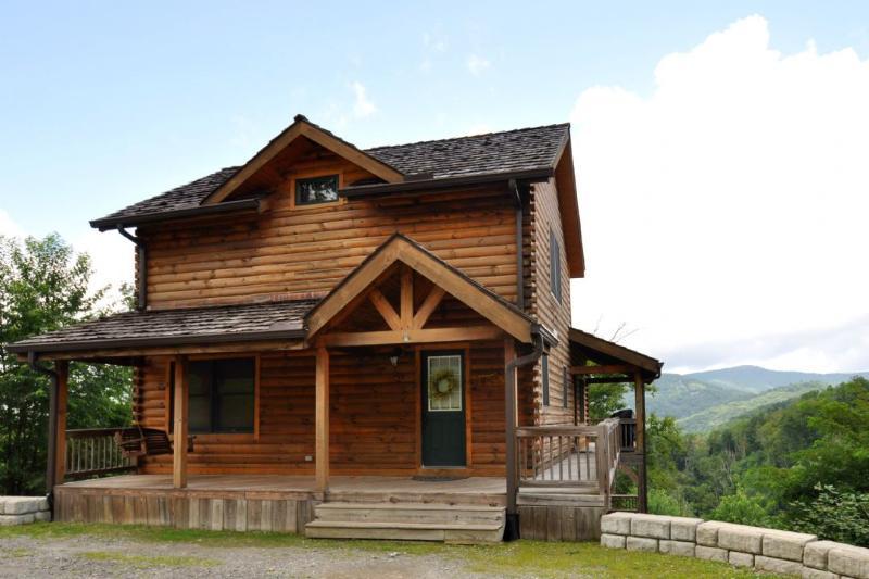 Mountain Aerie ~ Exterior - Mountain Aerie - Asheville - rentals