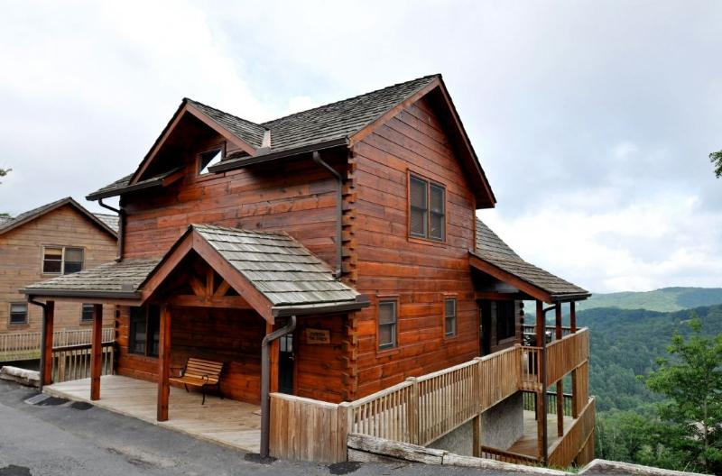 Cherish the Cabin ~ Exterior - Cherish the Cabin - Asheville - rentals