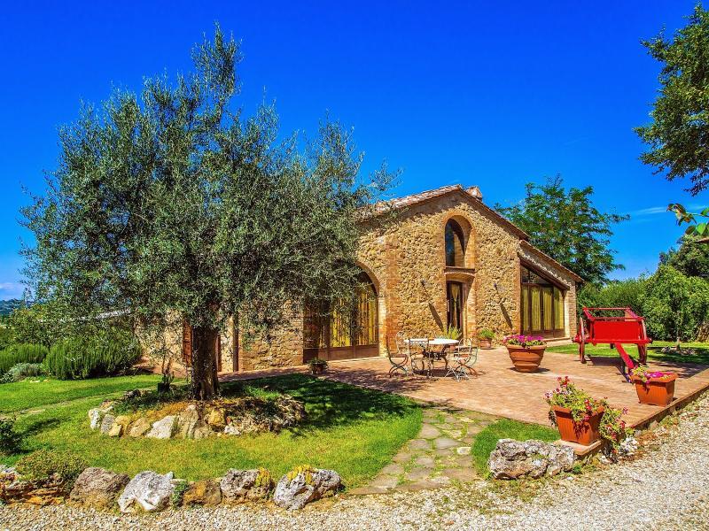 Villa di Pancole - Image 1 - San Gimignano - rentals