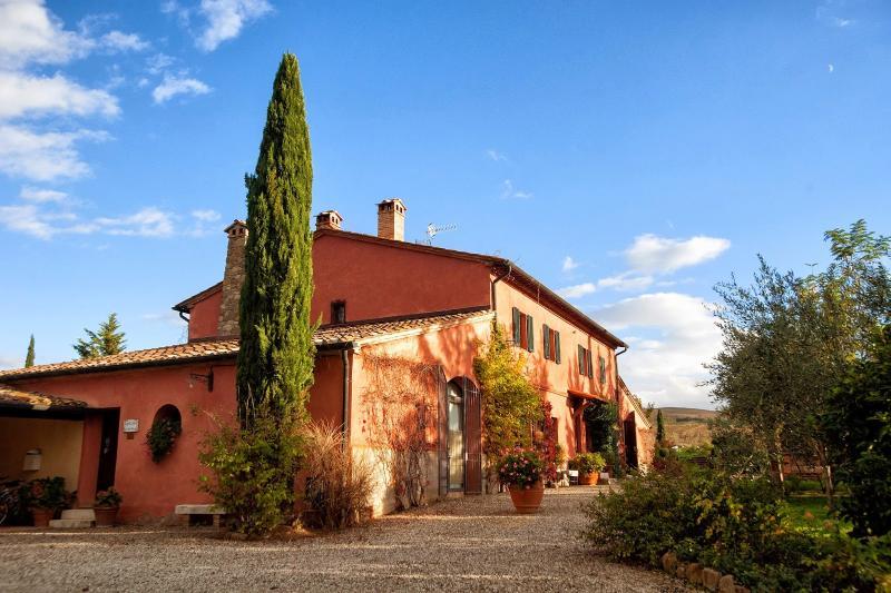 Casale d'Orcia - Image 1 - Castiglione D'Orcia - rentals