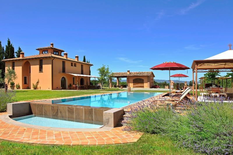 Villa i Longobardi - Image 1 - Peccioli - rentals