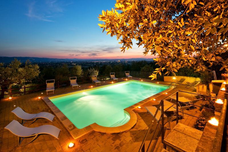 Villa Assisana - Image 1 - Assisi - rentals