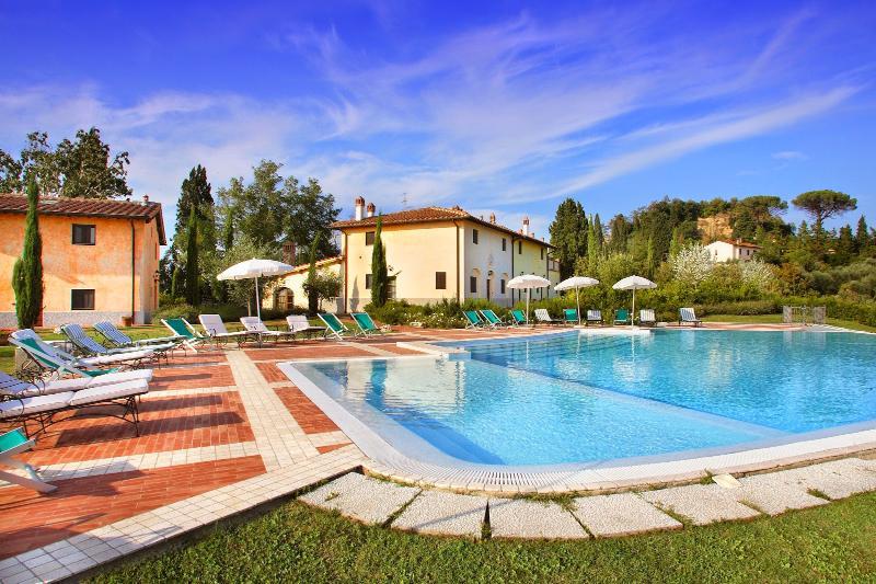Villa Vignola - Image 1 - Montaione - rentals