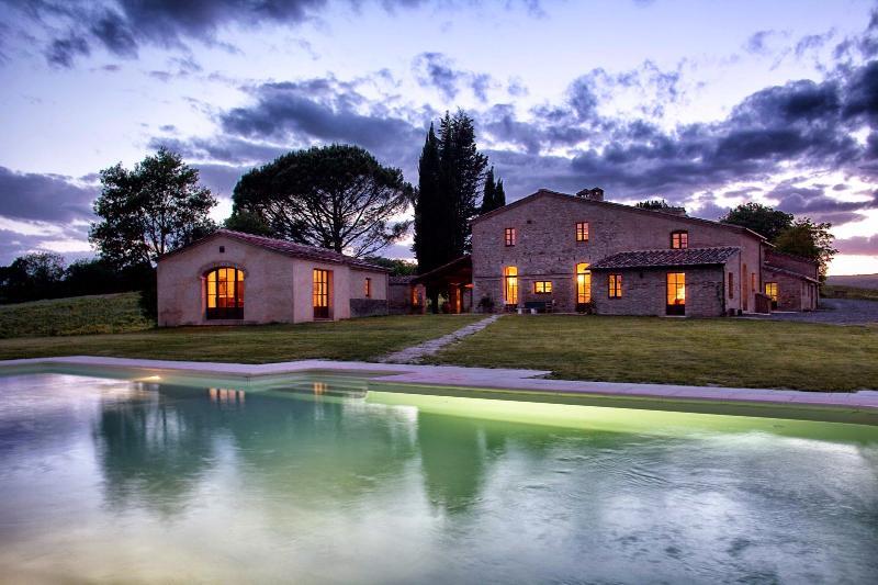 Villa Ombrone 12 - Image 1 - Buonconvento - rentals