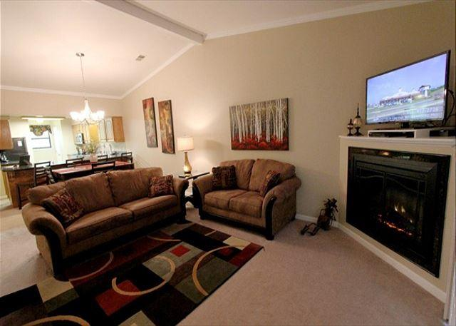 Masterpiece Retreat - Masterpiece Retreat- Updated 2 bedroom/ 2 bath condo located at The Foothills - Branson - rentals