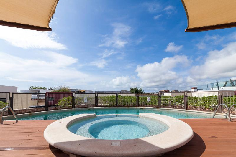 Luxury Flat Near Beach - Image 1 - Playa del Carmen - rentals