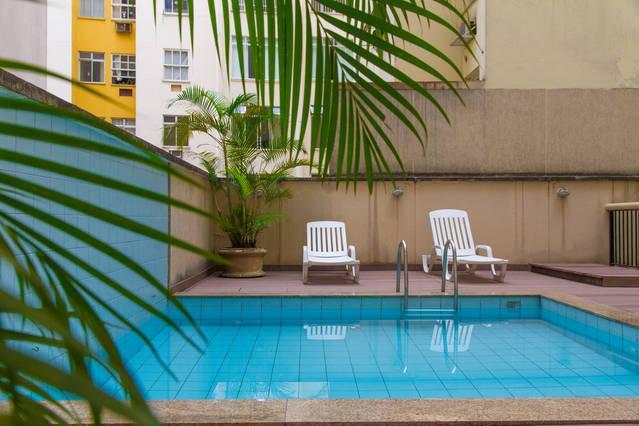 RioBeachRentals - Luxury Condo with Balcony & Pool - Image 1 - Rio de Janeiro - rentals