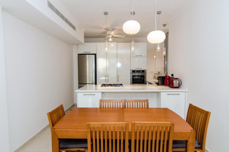 Pinsker - New 2 Bedroom Apt - (Bograshov Beach) - Image 1 - Tel Aviv - rentals