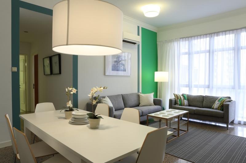 The Cheongsam Theme - 2 Bedroom Apartment - Image 1 - Singapore - rentals