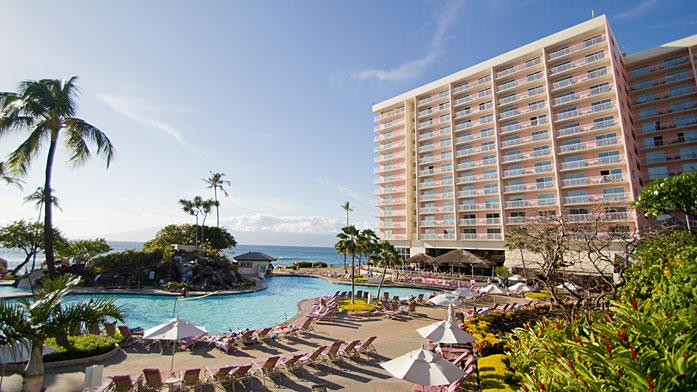 Exterior - Maui Vacation Rentals - 1br Kaanapali Beach - Lahaina - rentals