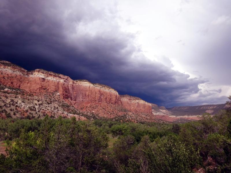 Gallina Canyon Ranch - Wilderness Ranch Casita - Abiquiu - rentals
