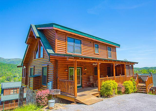 Misty Mountain Hideaway - 3BR Luxurious Pigeon Forge Cabin with HOT Summer Deals from $159!!! - Pigeon Forge - rentals