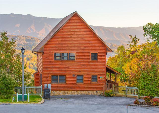 Summer from $149!!! Incredible Views, Big TVs, Hot Tub, & More! Sleeps 6. - Image 1 - Sevierville - rentals