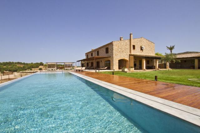 4 bedroom Villa in Sant Llorenc Des Cardassar, Manacor, Baleares, Mallorca : ref 2213394 - Image 1 - Son Macia - rentals