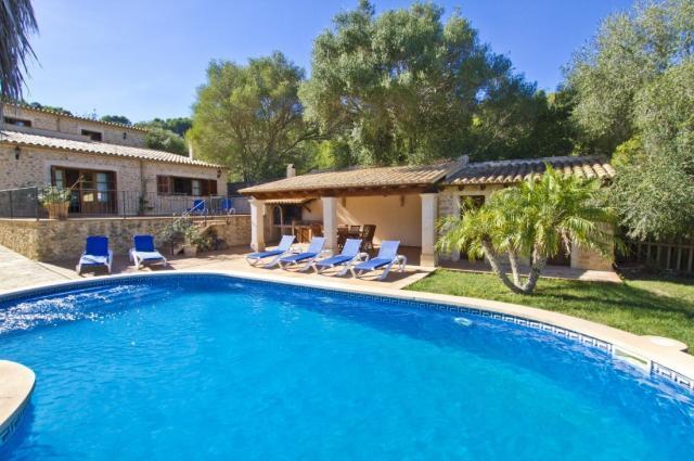 4 bedroom Villa in Petra, Baleares, Mallorca : ref 2213415 - Image 1 - Petra - rentals