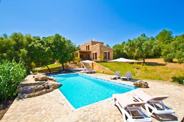 3 bedroom Villa in Arta, Baleares, Mallorca : ref 2213451 - Image 1 - Arta - rentals
