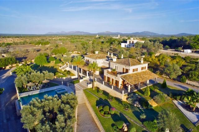 8 bedroom Villa in Ariany, Campo Y Montaña, Baleares, Mallorca : ref 2232205 - Image 1 - Ariany - rentals