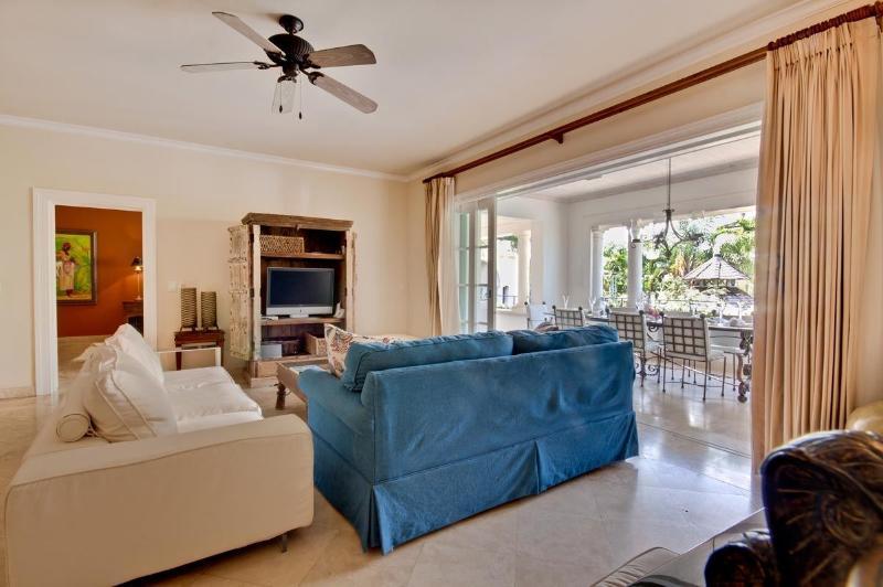 Schooner Bay 203 Living Room.jpg - Schooner Bay 203 - Colourful Tropical Retreat - Saint Peter - rentals