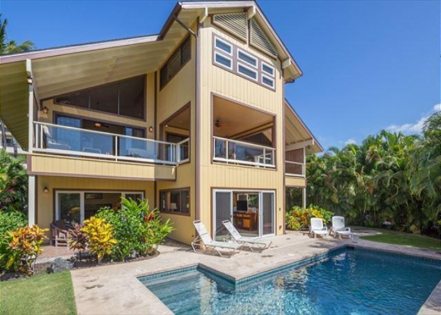 Keauhou Luakaha - Spacious Serenity- 2 master suites, loft with twin beds, views of Keauhou Bay-PHLuakah - Kailua-Kona - rentals