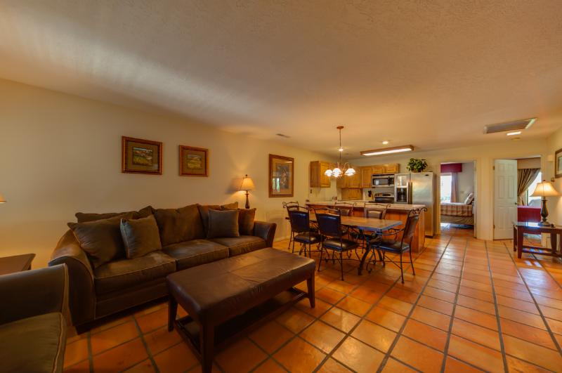 Beautiful and Relaxing 3 Bedroom / 2 Bath Condo - Italian Style. Full Resort Access Included! - Image 1 - Saint George - rentals
