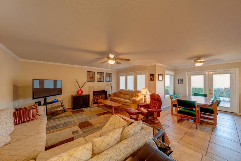 Largest 3 Bedroom Resort Condo in Sports Village Resort - Open Floorplan with Great View! - Image 1 - Saint George - rentals