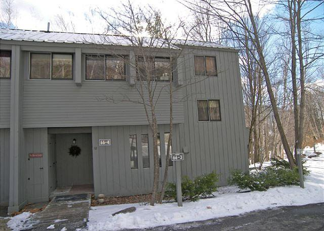 Exterior - Village of Loon 12W - Managed by Loon Reservation Service - Lincoln - rentals