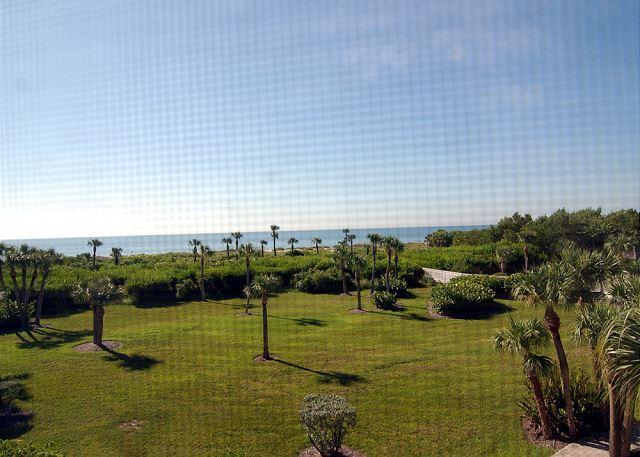 Gulf View - Gulf view Sandpiper Beach condo - Sanibel Island - rentals