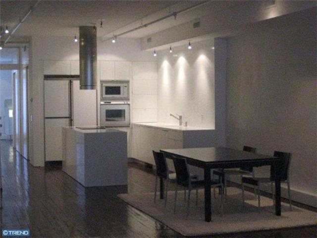 Kitchen/ Dining Area - OLD CITY PRIVATE  LARGE MODERN LOFT - Philadelphia - rentals