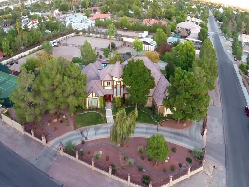 Red Rock Ranch Mansion - Image 1 - Las Vegas - rentals