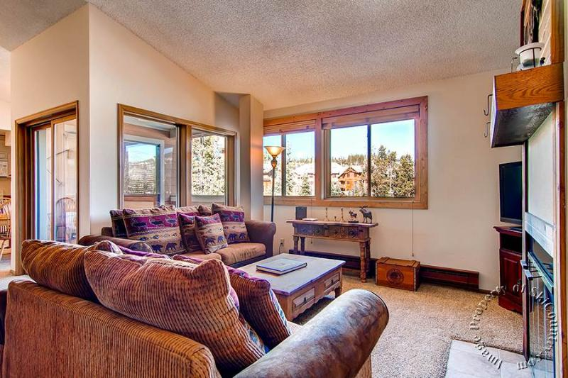 Ski Hill Condos 50 by Ski Country Resorts - Image 1 - Breckenridge - rentals