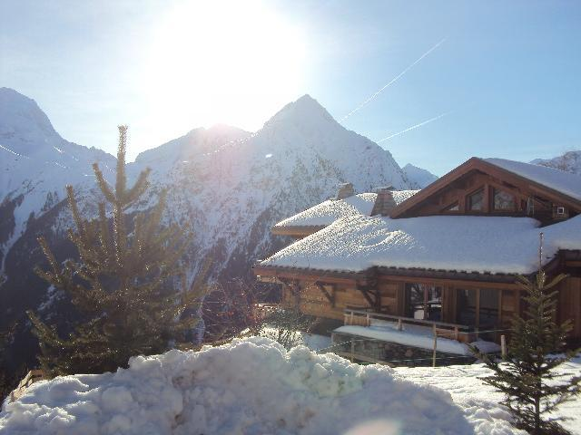 The view - Très beau 2 pièces, plein soleil - Les Deux-Alpes - rentals