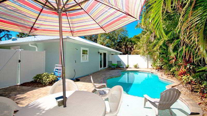 Pool 1 - SUN DAZE - Holmes Beach - rentals