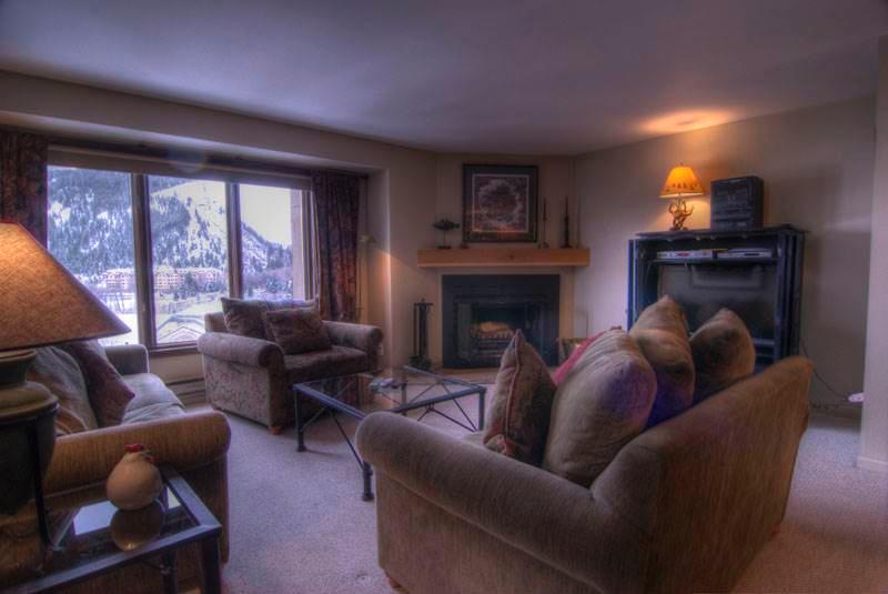 Lodge at 100 W Beaver Creek 702-2, 2BD Condo - Image 1 - Avon - rentals