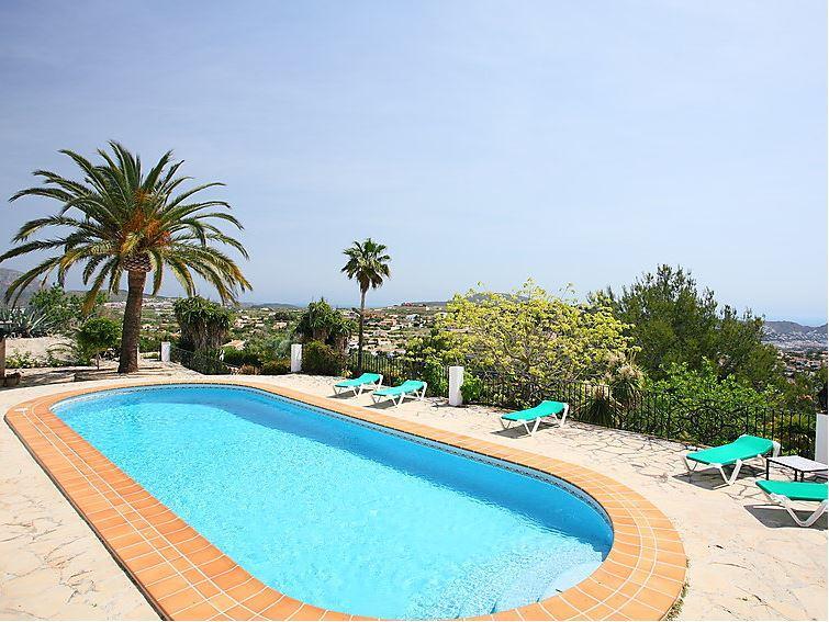 Costa Blanca Villa in Valencia - Villa Alatea - Image 1 - Benissa - rentals