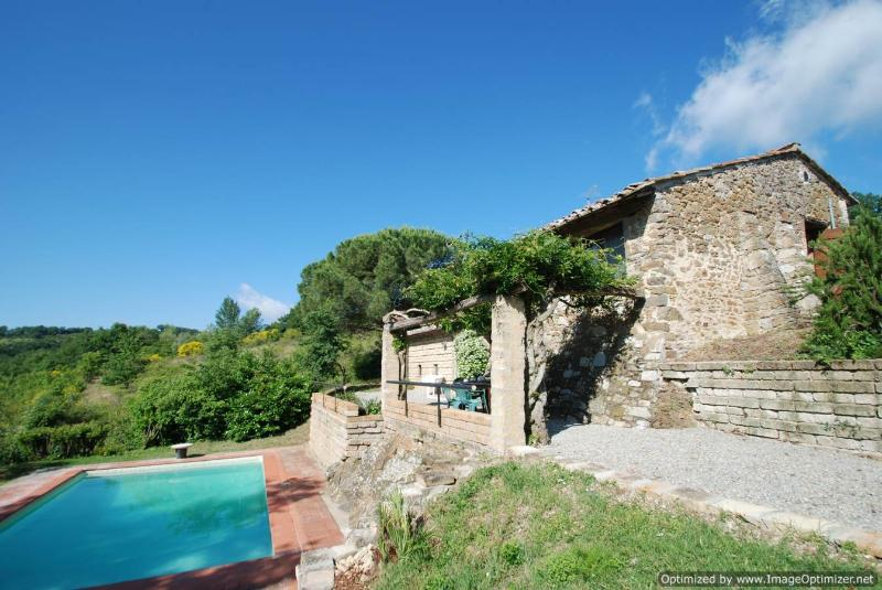 Il Pozzino House rental near Vagliagli - Image 1 - Vagliagli - rentals